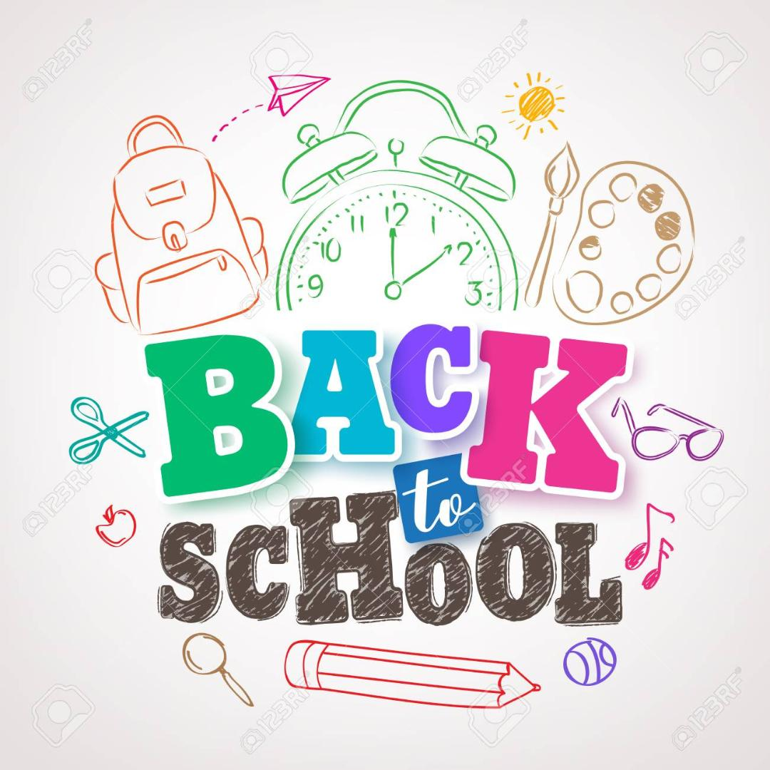 KG 1 and Pre-K Back To School